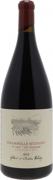 2018 Chambolle-Musigny Premier Cru Les Charmes