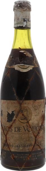 1969 Clos de Vougeot Grand Cru