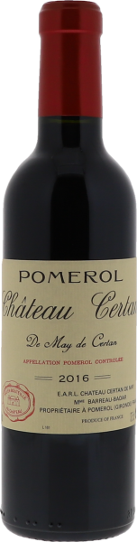 2016 Certan de May Pomerol