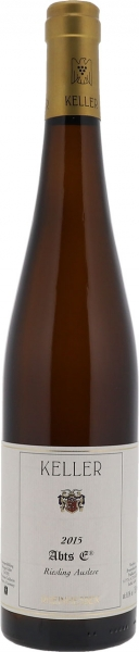 2015 Westhofener Abts E Riesling Auslese Goldkapsel