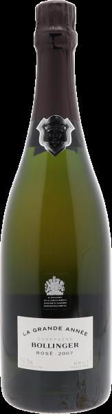 2007 Bollinger La Grande Année Rosé