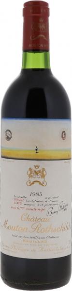 1983 Mouton-Rothschild Pauillac