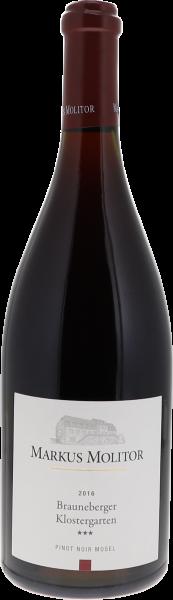 2016 Brauneberger Klostergarten*** Pinot Noir Q.b.A. trocken