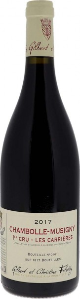 2017 Chambolle-Musigny Premier Cru Les Carrières