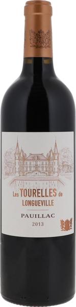 2013 Les Tourelles de Longueville Pauillac