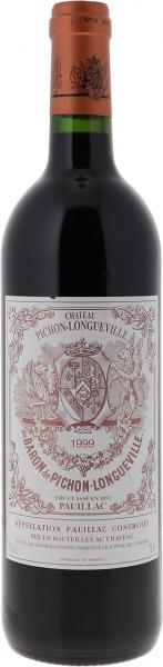 1999 Pichon-Baron Pauillac