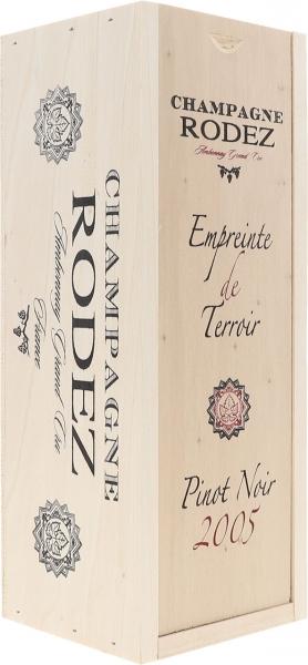 2005 Empreinte de Terroir Pinot Noir Grand Cru