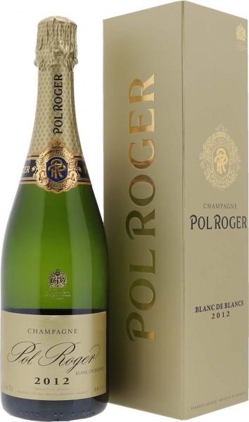 2012 Pol Roger Blanc de Blancs GP