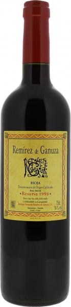 1998 Rioja Reserva