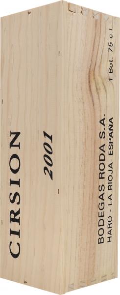 2001 Cirsion Rioja