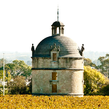 Der Turm von Château Latour