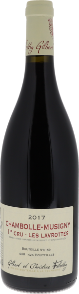 2017 Chambolle-Musigny Premier Cru Les Lavrottes