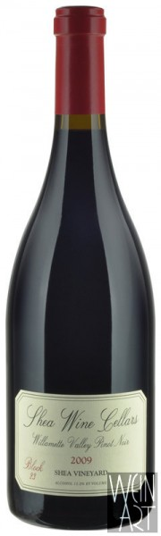 2009 Pinot Noir Block 23 Willamette Valley
