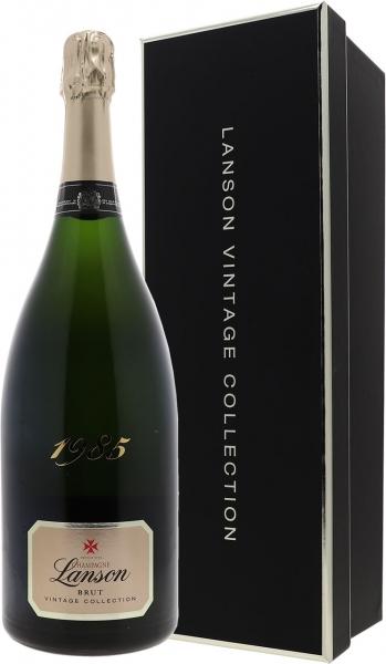 1985 Lanson Vintage Collection Brut Domaine release 2020