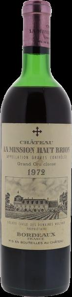 1972 La Mission Haut-Brion Graves