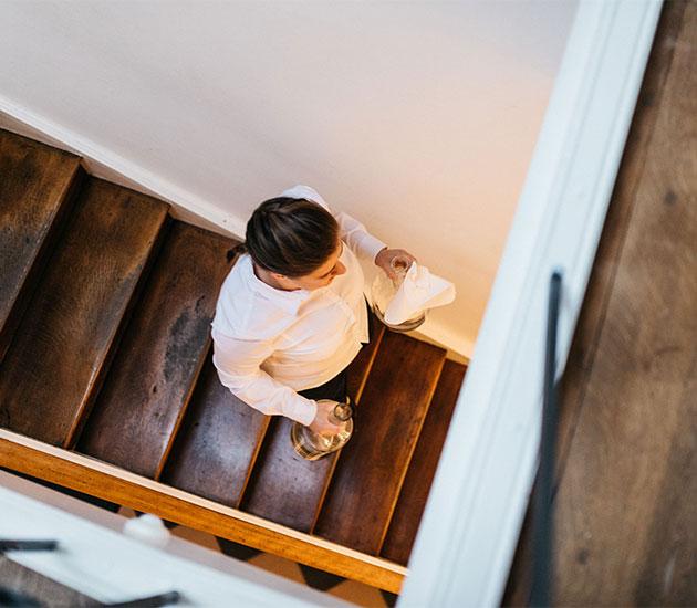 Treppe | WeinArt