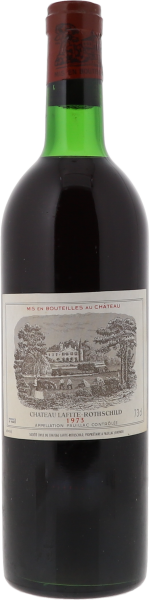1973 Lafite-Rothschild Pauillac