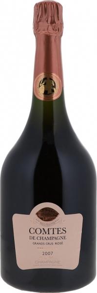 2007 Taittinger Comtes de Champagne Rosé