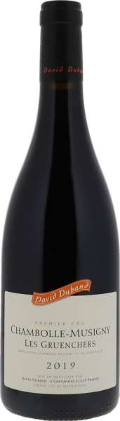 2019 Chambolle-Musigny Premier Cru Les Gruenchers