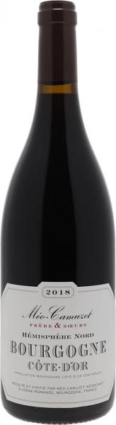 2018 Bourgogne Côte d´Or rouge Cuvée Hémisphère Nord