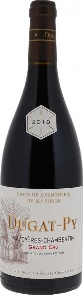 2018 Mazoyeres-Chambertin Grand Cru