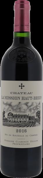 2016 La Mission Haut-Brion Pessac-Léognan