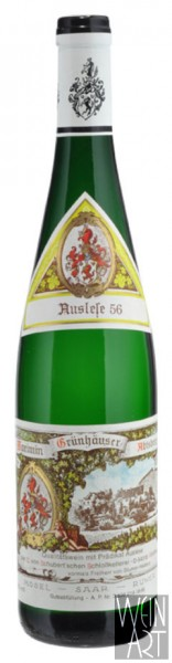1995 Maximin Grünhäuser Abtsberg Riesling Auslese 56