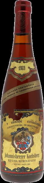 1969 Johannisberger Kochsberg Riesling Beerenauslese