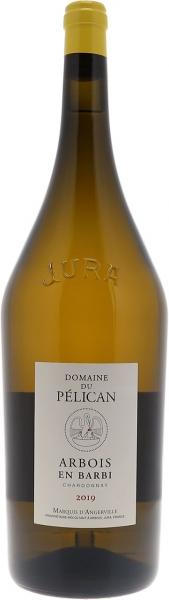 2019 Arbois Chardonnay En Barbi