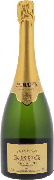 Krug Grande Cuvée Brut Edition 168