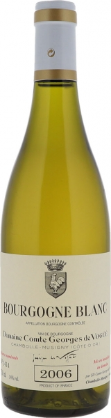 2006 Bourgogne Blanc Domaine release 2020