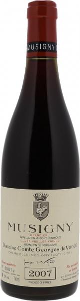 2007 Musigny Vieilles Vignes Grand Cru