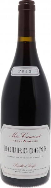 2013 Bourgogne Rouge