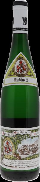 2015 Maximin Grünhäuser Abtsberg Riesling Kabinett