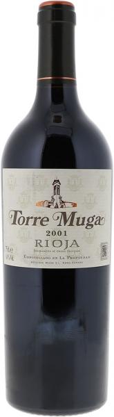 2001 Torre Muga Rioja