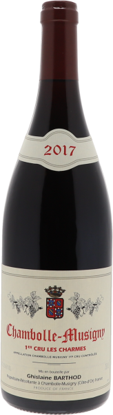 2017 Chambolle-Musigny Premier Cru Les Charmes