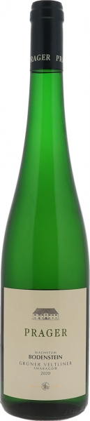 2020 Wachstum Bodenstein Grüner Veltliner Smaragd