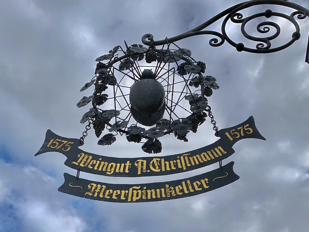 Weingut Christmann Meerspinne