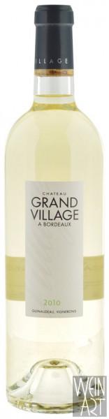 2010 Grand Village blanc Bordeaux