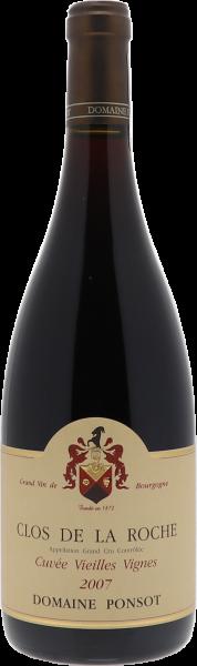 2007 Clos de la Roche Vieilles Vignes Grand Cru