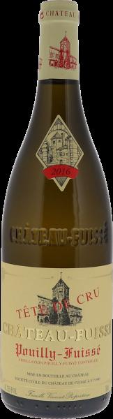 2016 Pouilly-Fuissé Tête de Cru
