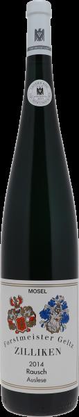 2014 Saarburger Rausch Riesling Auslese Versteigerung