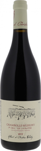 2019 Chambolle-Musigny Premier Cru Les Lavrottes