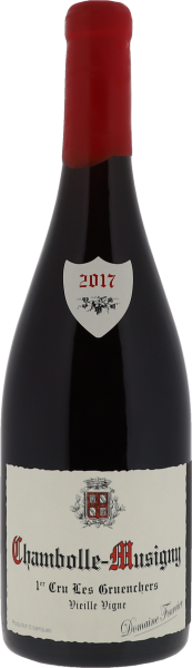 2017 Chambolle-Musigny Premier Cru Les Gruenchers Vieille Vigne