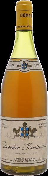 1977 Chevalier-Montrachet Grand Cru