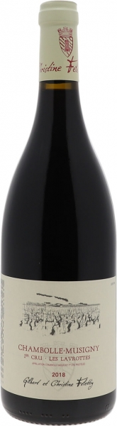 2018 Chambolle-Musigny Premier Cru Les Lavrottes
