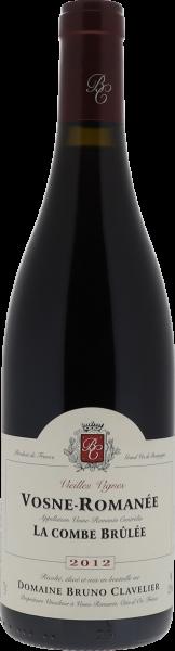 2012 Vosne-Romanée La Combe Brûlée Vieilles Vignes