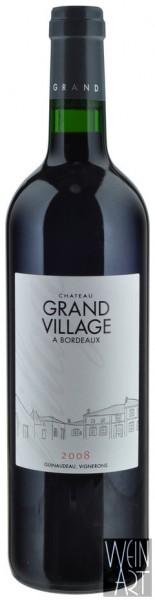 2008 Grand Village Bordeaux Supérieur