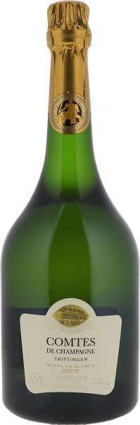 2005 Taittinger Comtes de Champagne Blanc de Blancs