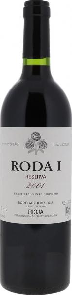 2001 Roda I Rioja